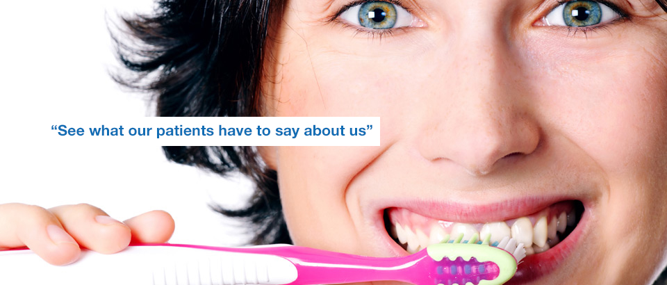 Here What Patients Have to Say About St. Pete Dentist