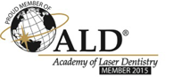 Dentist in St. Pete is Member of Laser Dentistry Academy