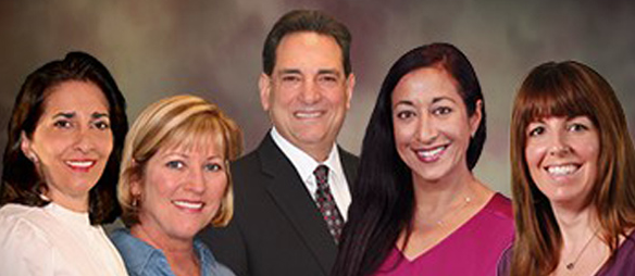 Our Exceptional Team at our St. Petersburg Dental Office
