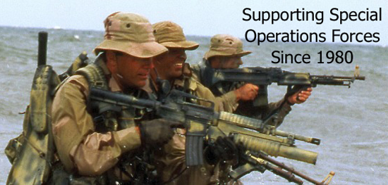 Special Operations Warrior Foundation since 1980