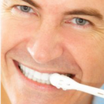 Brushing helps prevent halitosis