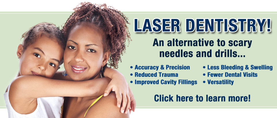 St. Petersburg Dentistry Offers Laser Dentistry