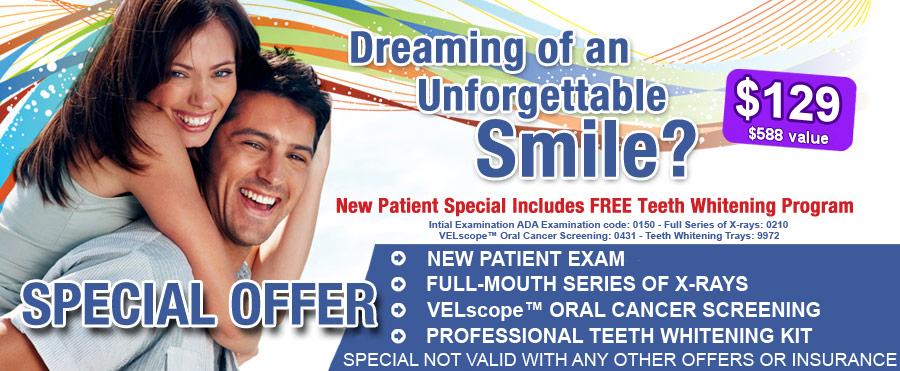Free Teeth Whitening